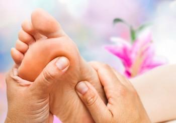 Auto-réflexologie: les pieds