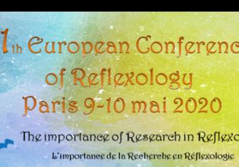 11è conférence européenne de réflexologie  à Paris